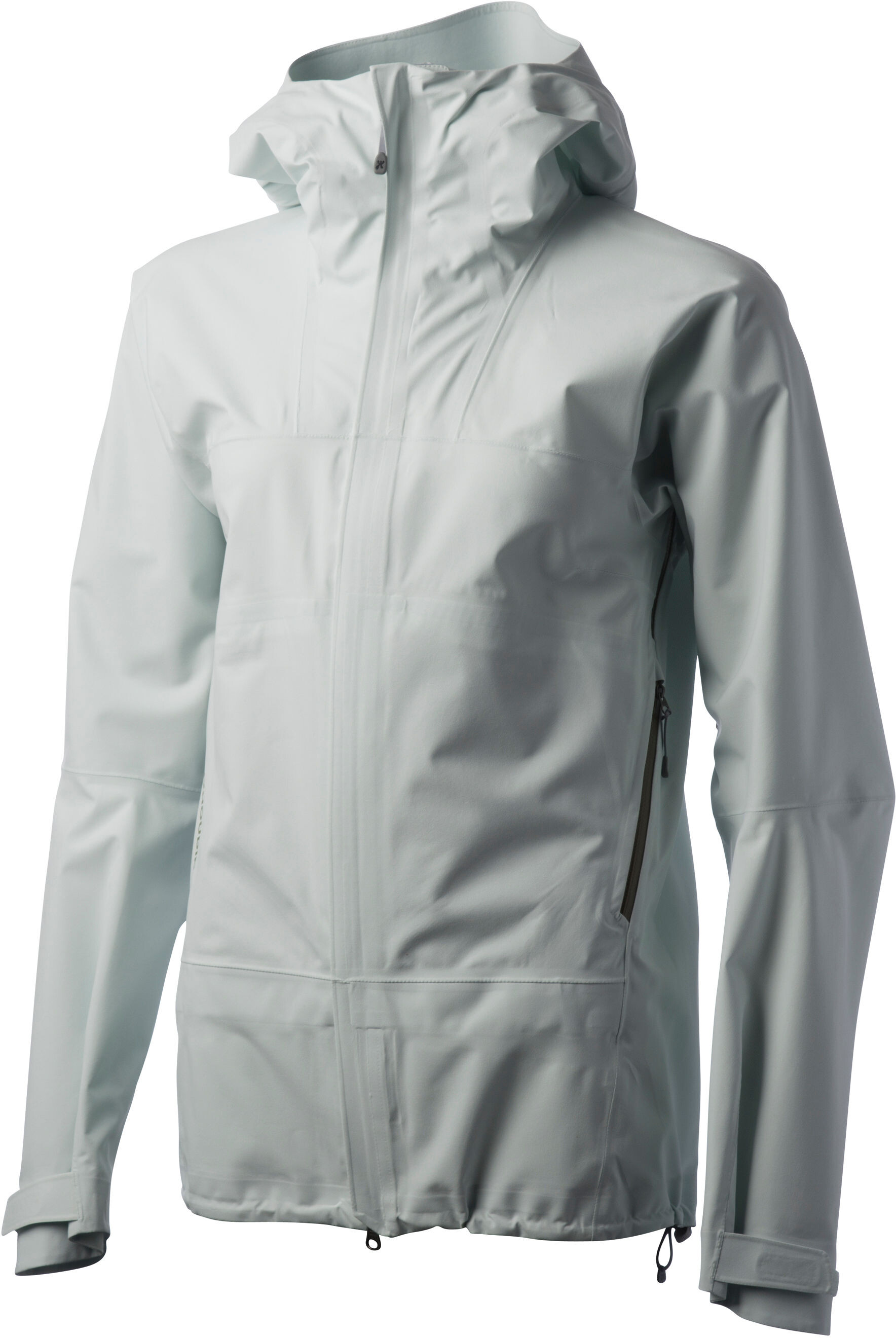 Houdini W s BFF Jacket Cross Step Green - addnature.com d961c5fee9bf4